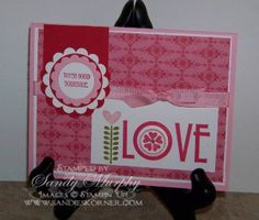 Stampin' Up Filled With Love Promotion Stampin' Up Occasion Mini