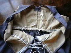 Kleidung um 1800: 1799 - 1802 Mme Gérard Dress