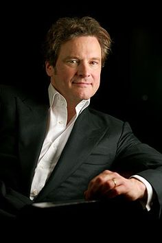 "Actor Colin Firth plays King George VI in ""The King's Speech."""