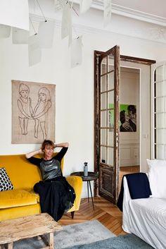 - DECORACION - Una casa en París