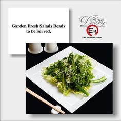 Easy Diner, Sushi Food, Sushi Recipes, Healthy Salads, Japanese Food, Fine Dining, Food And Drink, Parties, Herbs
