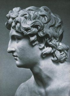 loss-of-control:    Alexander's the Great's Head, c.338-36 BCE