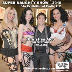 Art Toronto, Canadian Art, Upcoming Events, Erotic Art, Christian, Twitter, Gallery, Drawings, Bikinis