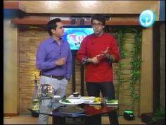 Sección de Cocina del programa Teledicion Televisa Hermosillo, Son. y Chef Manuel Salcido  Receta: ensalada y vinagreta con bacanora Al aire: 25/marzo/2013 contacto@chefmanuelsalcido.com