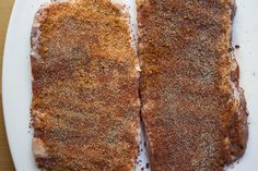 Melt In Your Mouth Ribs; 2014 Jane Bonacci, The Heritage Cook Ribs On Grill, Bbq Ribs, Pork Ribs, Rib Recipes, Whole Food Recipes, Recipies, Spice Rub For Ribs, Saint Louis Ribs, Ribs Recipe Oven