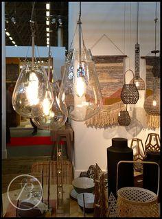 Luminaires - lighting - Blanc Perso - blog déco - Maison et Objet 2016