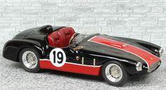 Ferrari 166 MM Spyder Oblin - Spa 1955 #19 - Herzet - Alfa Model 43