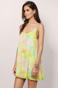 To Tie Dye For Dress