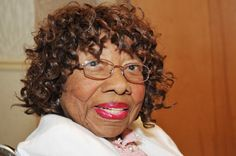 Courtney Stevenson of Dover, who recently turned 102, graduated from the State College for Colored Students, the precursor of Delaware State University, in 1944. She is also a 70-year member of Whatcoat United Methodist Church. (Delaware State News/Marc Clery)