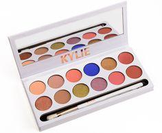 Kylie Cosmetics Royale Peach Kyshadow Palette Critique, Photos, Nuancier