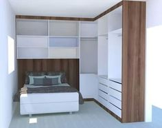 Home Decored On A Budget Storage Ideas Bedroom Closet Storage, Bedroom Closet Design, Home Room Design, Home Bedroom, Bedroom Decor, Condo Interior, Home Interior Design, Budget Storage, Small Master Bedroom