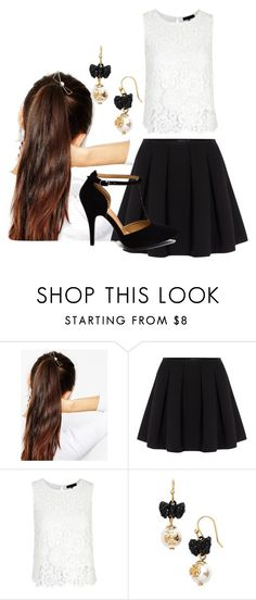 """""""Untitled #2357"""" by mariaisabel701 ❤ liked on Polyvore featuring ASOS, Polo Ralph Lauren and Tory Burch"""