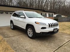 New Jeep Cherokee Latitude 4X4 2-22-2016