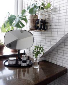 Fliser på badeværelset | Bloggerens bademiljø | Frk Overspringshandling | Boligmagasinet.dk