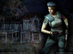 Videojuego Resident Evil  Fondo de Pantalla