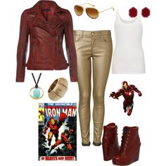 Iron Man 3 Inspired Outfits – For Everyday and The Red Carpet. Want the jacket ASAP.