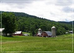 Vermont is proof that farms and family values are alive and well. Rv Campgrounds, Mountain States, Family Values, Green Mountain, Day Trips, Vermont, Farms, Golf Courses, Vacation