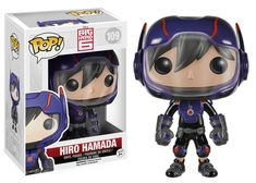 POP! Disney: Big Hero 6 - Hiro | Funko