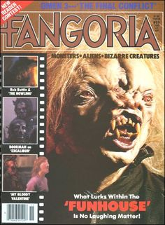 Fangoria Magazine Issue #11