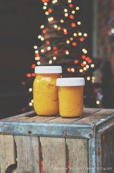 How to make & preserve pumpkin puree