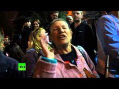 Жители Луганска: «Скажи Обаме, мы ему Юлю отдаём замуж!»