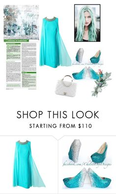"""""""Untitled #9"""" by nejla-i ❤ liked on Polyvore featuring Chanel"""