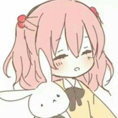 Uploaded by evu. Find images and videos about girl, cute and pink on We Heart It - the app to get lost in what you love. Cute Animal Drawings Kawaii, Kawaii Drawings, Kawaii Art, Kawaii Anime Girl, Cute Drawings, Cat Anime, Chica Anime Manga, Anime Chibi, Anime Art