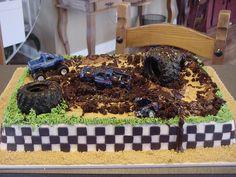 mud bogging cake | mud bogging | Flickr - Photo Sharing!