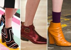 The fall/ winter 2016-2017 footwear trends seem to offer something for everyone…