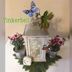 Disney TINKERBELL Wedding Centerpiece Disney Centerpieces, Wedding Centerpieces, Tinkerbell, Tinker Bell, Wedding Bouquets, Wedding Centrepieces