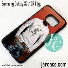 Akon Rapper Phone Case for Samsung Galaxy S7 & S7 Edge