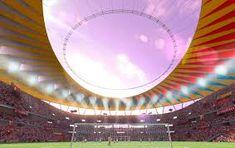 Resultado de imagen para ver el nuevo estadio de futbol hugo chavez