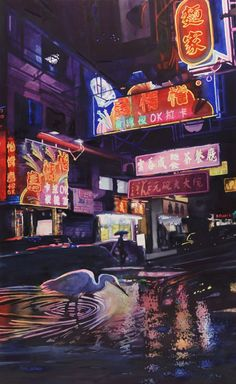 Street Sushi by Paul Jackson