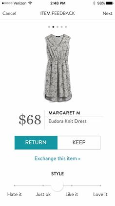 I feel like this could be excellent during and after pregnancy! Love the delicate print and the flattering neck line! Also love that the straps will cover bra straps easily plus the higher waist will complement the bump!! JM