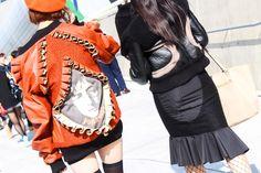 Seoul Fashion Week by Ana Fernández