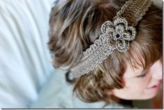 Cute and a bit dressy headband
