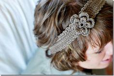 Cute and a bit dressy headband