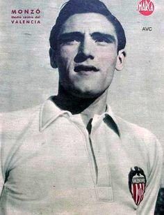 MONZÓ (Valencia C.F. - 1950) Diario Marca
