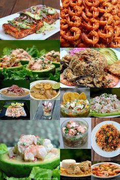 Recetas de pescado y mariscos  Pinterest ;)   https://pinterest.com/cocinadosiempre/