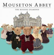 Move over Downton Abbey!!! Here is Mouseton Abbey