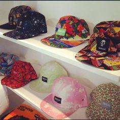 Skulls hats