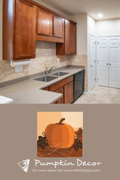 For the #kitchenwall an #orange #pumpkin #posterprint by #kbmdesigns . If the color needs modification #colorityourway . Visit the website to learn how. . . . #kitchendecor #walldecor #canvasprint #posterprints #squarecanvas #wallhanging