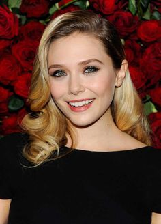 Happy Birthday, Elizabeth Olsen