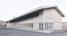 Baumberger & Stegmeier Architekten - Schulanlage Dorf Dietlikon
