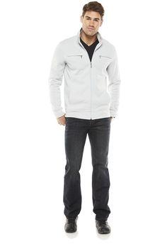 It's black and white. #jacket #Kohls