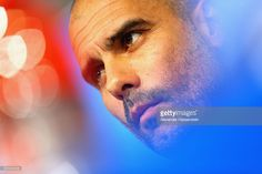 <a gi-track='captionPersonalityLinkClicked' href=/galleries/search?phrase=Josep+Guardiola&family=editorial&specificpeople=2088964 ng-click='$event.stopPropagation()'>Josep Guardiola</a>, head coach of FC Bayern Muenchen looks on during a FC Bayern Muenchen press conference, on the eve of their UEFA Champions League match against GNK Dinamo Zagreb at the Maksimir-Stadion on December 8, 2015 in Zagreb, Croatia.