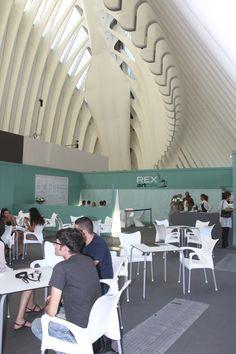 REX Catering en  la Valencia Fashion Week