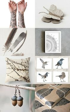 From the Forest by Ilene on Etsy--Pinned with TreasuryPin.com