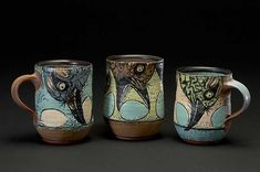 slab built pottery