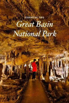 Great Basin National Park, Nevada - Essential Tips for Your Visit // 11 Incredible Things to Do in Cathedral Gorge State Park Nevada // Local Adventurer Usa Travel Guide, Travel Usa, Travel Tips, Nevada, Cool Places To Visit, Places To Go, Great Basin, Best Hikes, Road Trip Usa